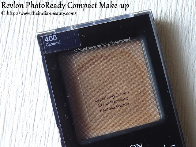 revlon photoready compact make-up review