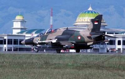 Lanud Sultan Iskandar Muda Laksanakan Latihan Pertahanan Udara