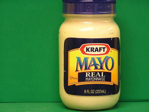 PWeekly: Mayonnaise is the devil
