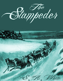 stampeder, britton, steam, yacht, captain, fiction, white