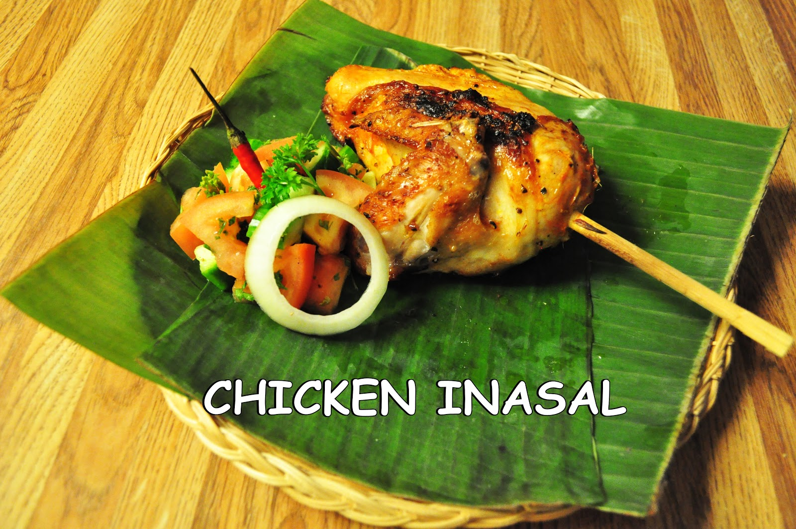 Chicken Inasal