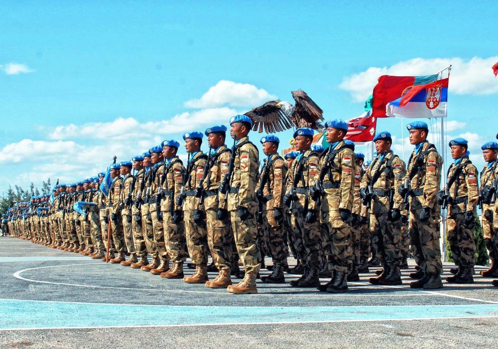 Pasukan Garuda TNI UNFIL