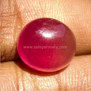 Batu Permata Merah Delima Ruby - SP955