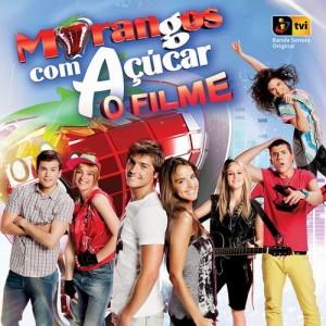 Baixar CD CD Morangos com A%C3%A7%C3%BAcar O Filme 2012 300x300 V.A   Morangos com Açucar O Filme 2012