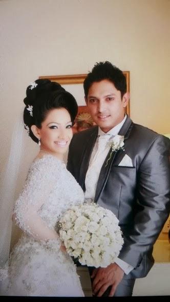 Sri Lankan Wedding Photo