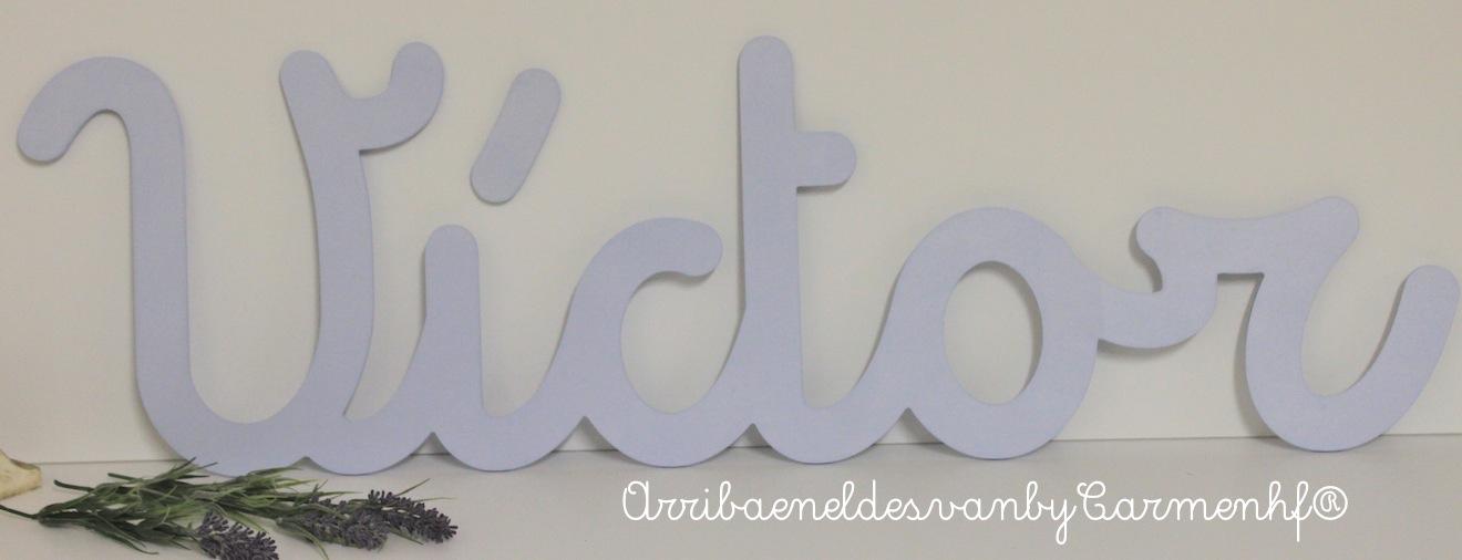 Letras decorativas para infantiles cheap alfabetos - Letras decorativas infantiles ...
