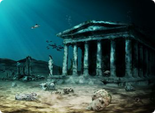 Atlantis, The Lost City, Swamped by Tsunami, Can be Found