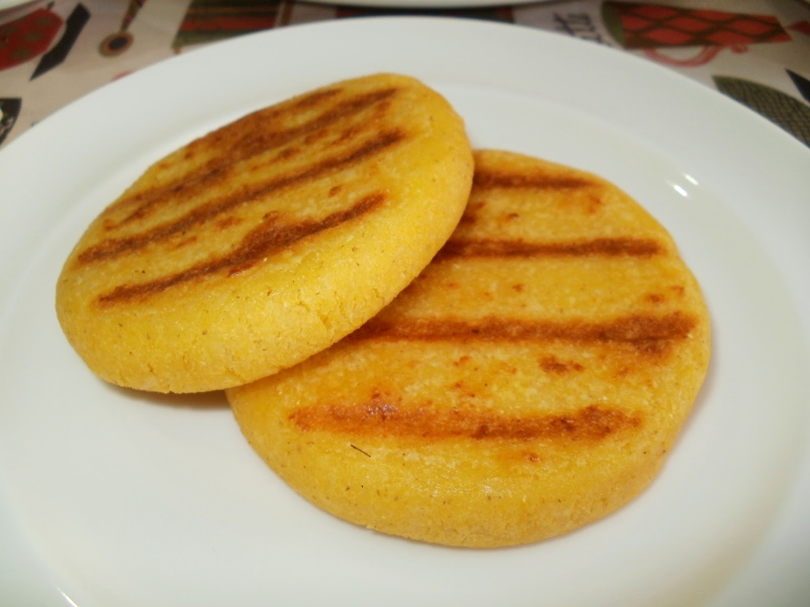 Arepas recipes dishmaps for Resetas para cocinar