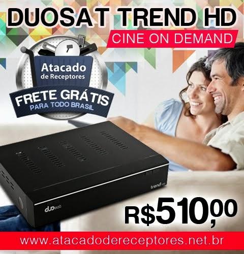 Duosat Trend HD - Iks, Sks