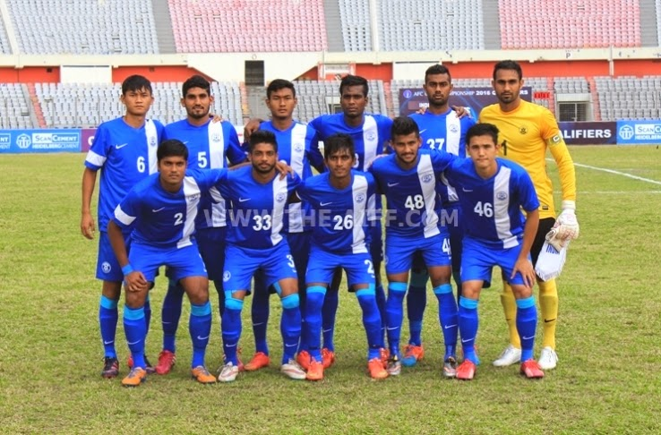 Syria ease to 4-0 victory against India