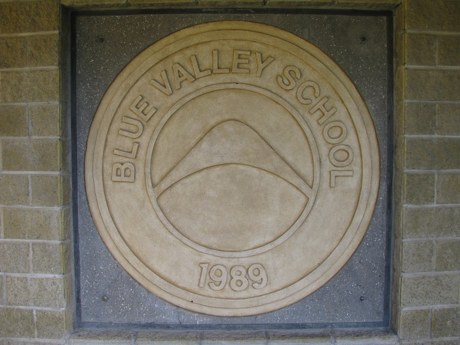 The Blue Valley School is