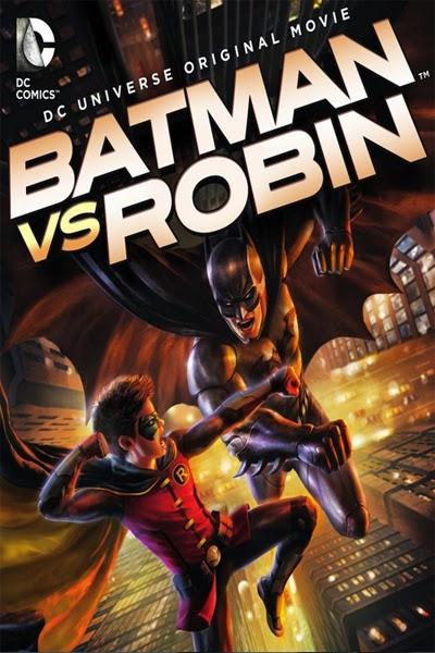Batman vs. Robin (2015), Batman vs Robin (2015)