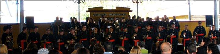 Banda de CCyTT Santa Cruz y Misericordias