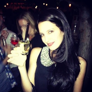 isabelle kaif night party