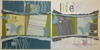 Scrapping - Shabby Chic Life