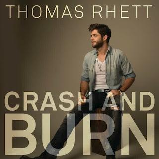 free / gratis download MP3 lagu Thomas Rhett - Crash and Burn