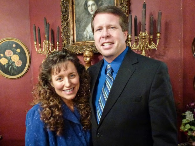 Jim Bob and Michelle Duggar 30th wedding anniversary