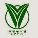 CPCRI Recruitment,May-2015