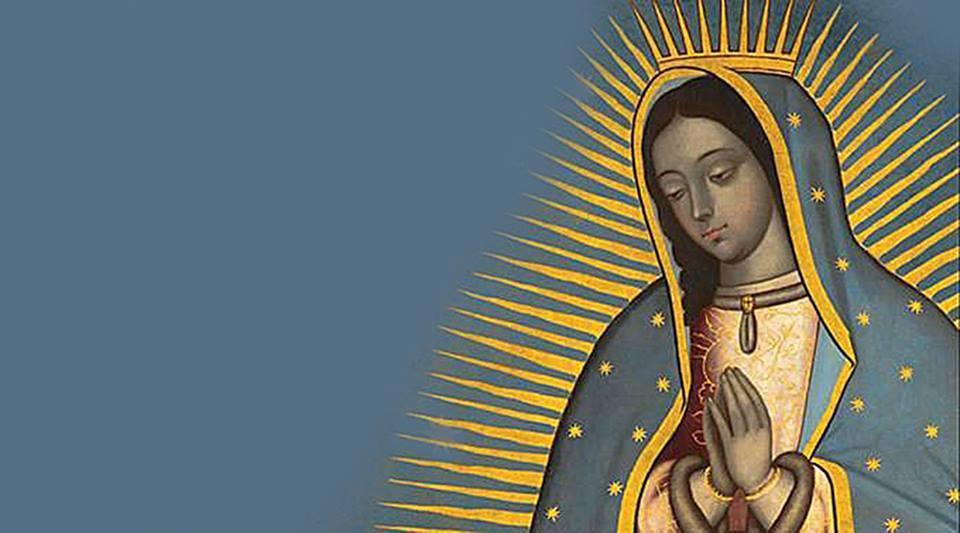 Nuestra Señora de Guadalupe, Reina de México, y Emperatriz de América Latina...