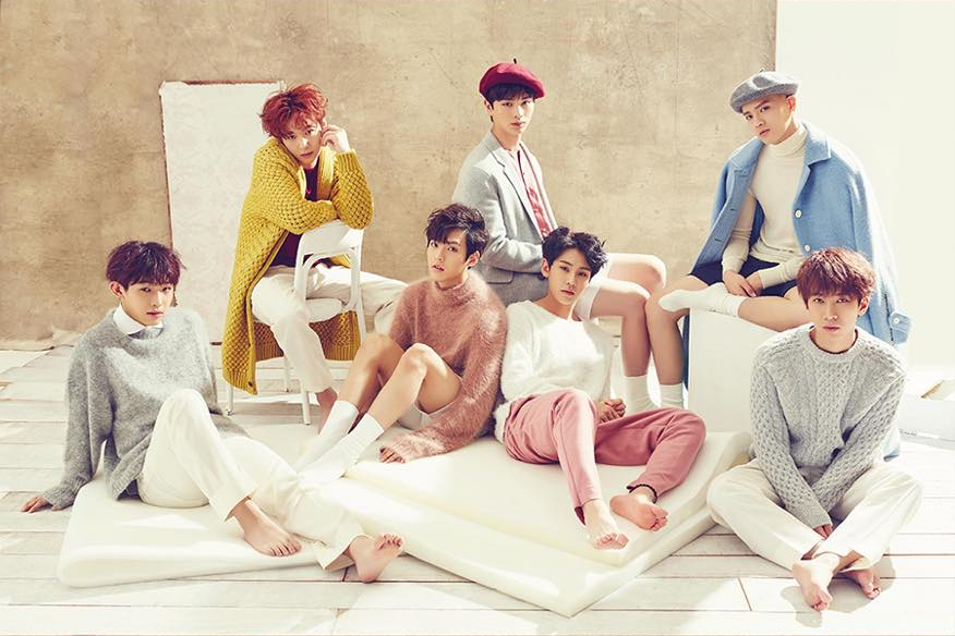 BTOB Korean Boy Group