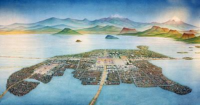 Ciudad de México Tenochtitlan
