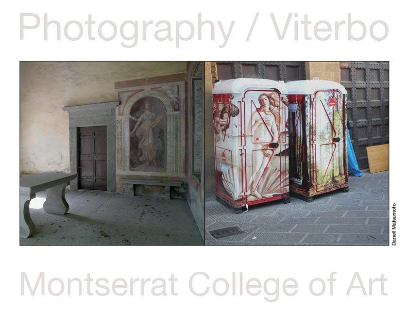Photography Viterbo Montserrat College of Art