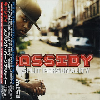 Cassidy - Split Personality (Japan Promo Bonus Track) (2004) FLAC