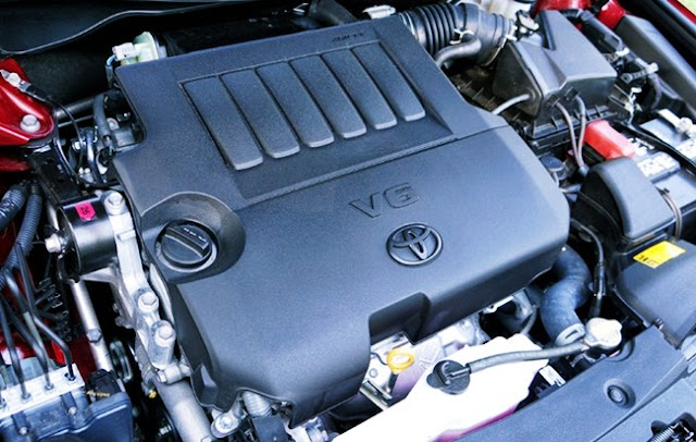 2016 Toyota Camry XSE V6 Review in Australia Performance