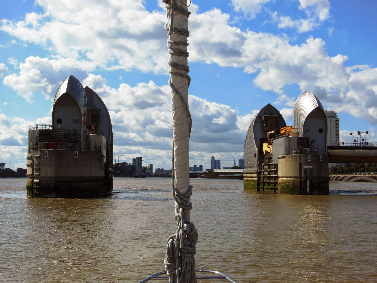 Sabbaticus Travel Log The River Thames London
