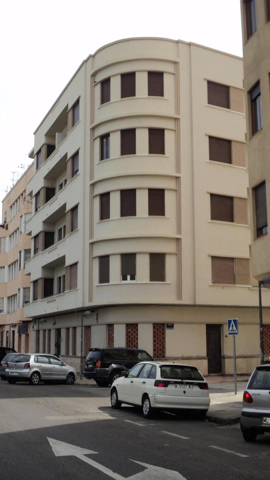 Melilla ciudad desconocida francisco hernanz mart nez arquitecto - Trabajo arquitecto madrid ...