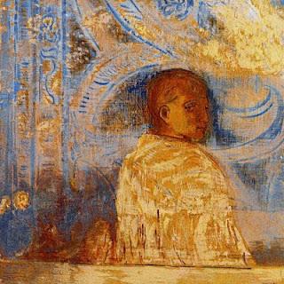La mirada (Odilon Redon)