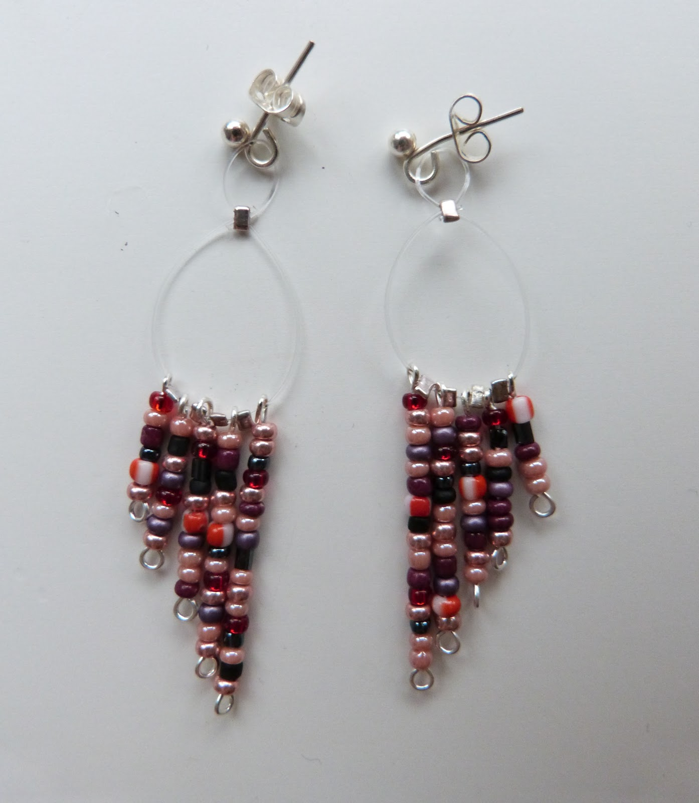Trends With Benefits: DIY Beaded Earrings