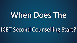 When Does The ICET 2014 Final Phase Counselling Start?