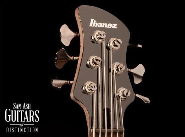 Bass: Ibanez Guitars Grooveline G106