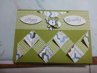 Stampin' Up! DSP patterns