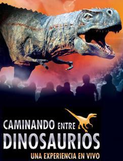 descargar Caminando entre Dinosaurios – DVDRIP LATINO