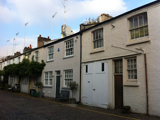 Pembridge Mews, London W11