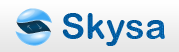 skysa chatting app
