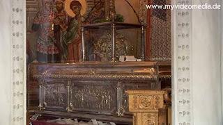 Ciborium with the relics of Saint Demetrius