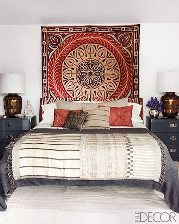 Gentil Youu0027ve Hung Your Tapestry Without Putting A Single Hole In Your Prized Wall  Art.