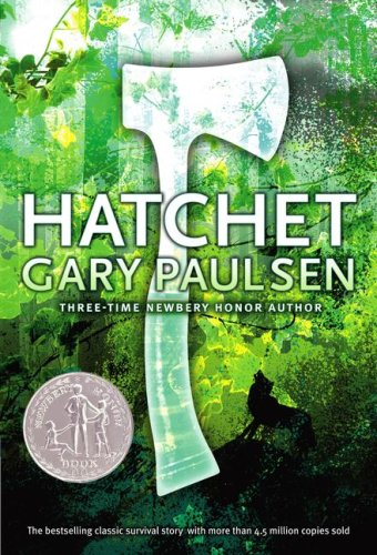 Hatchet Written by Gary Paulsen