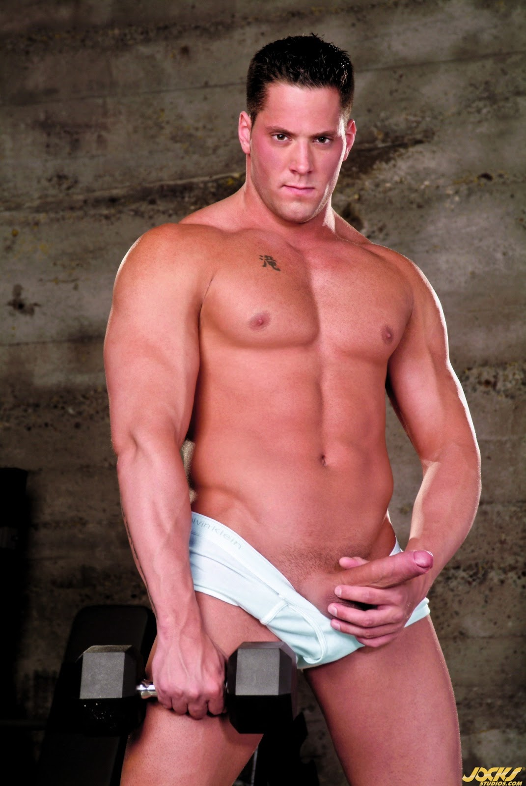 from Otis gay muscleman packages