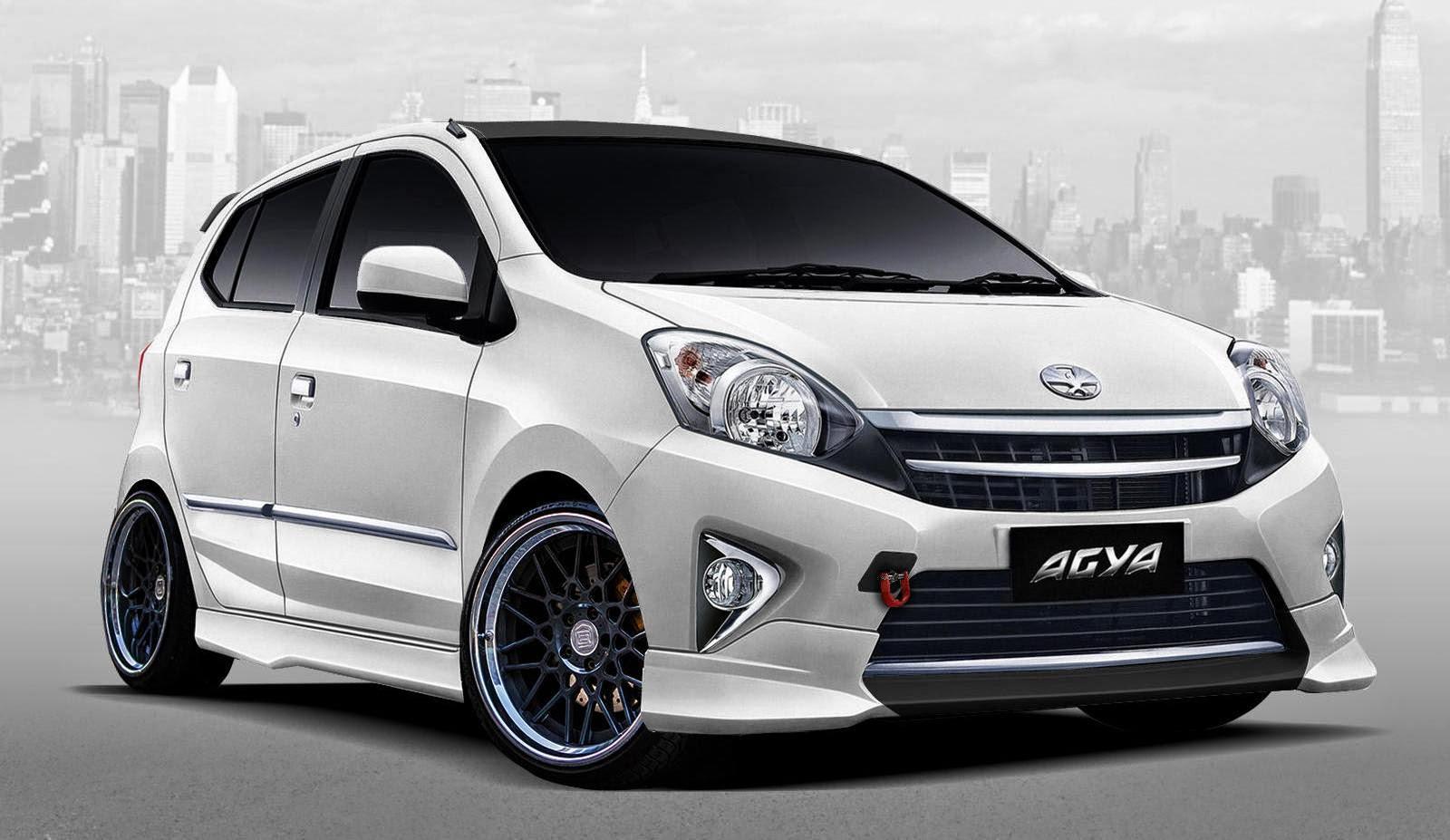 Daftar Harga Mobil Toyota Agya Terbaru 2014