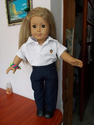 Nuestra muñeca SVP