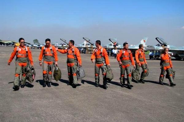 Penerbang TNI-AU