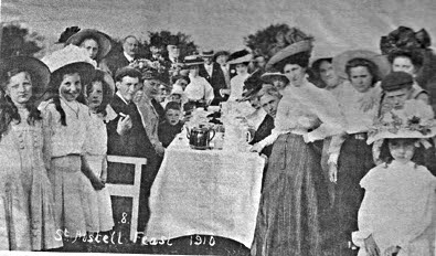 St Austell Feast Week 1910 Cornwall