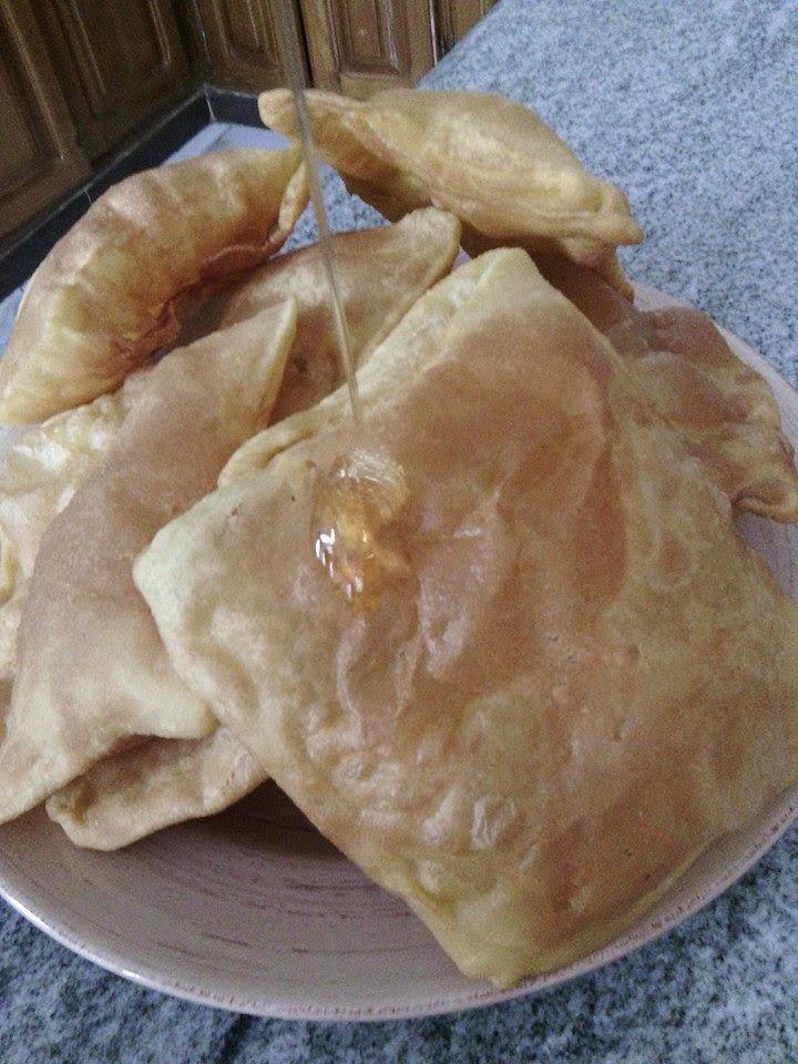 Recette de M'chahed algérien au miel