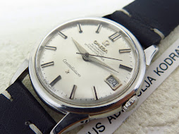 OMEGA CONSTELLATION CHRONOMETER - AUTOMATIC CAL 561