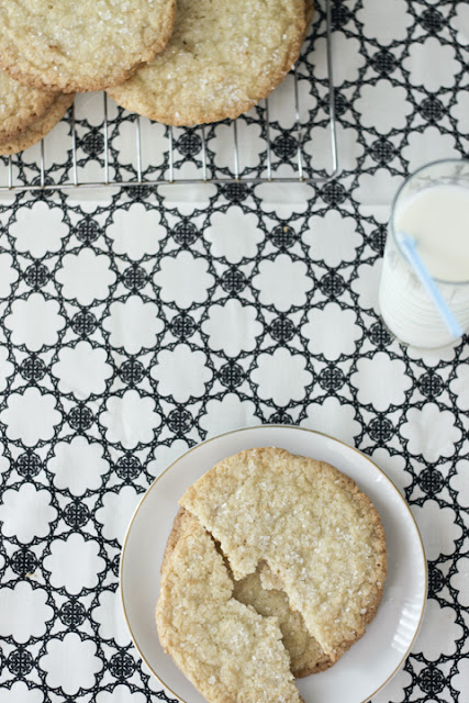 Always With Butter: Giant Sugar Cookies