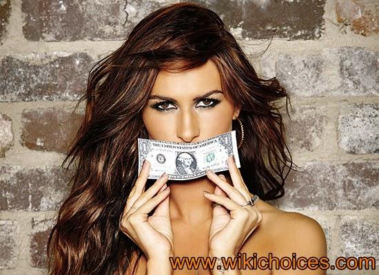 Money and beautiful girls